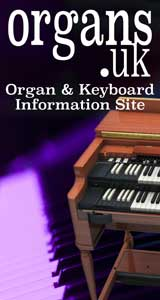 Organs UK - Keyboard Information Website