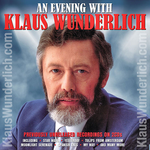 An Evening With Klaus Wunderlich CD Sidebar